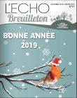 Couverture du bulletin municipal - Déc 2018 / Janv 2019 – N° 97