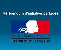 REFERENDUM D'INITIATIVE PARTAGÉE :