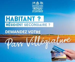 Pass Villégiature Royan Atlantique : un bon plan pour visiter le territoire !