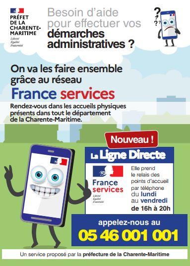 Ligne Directe France Services